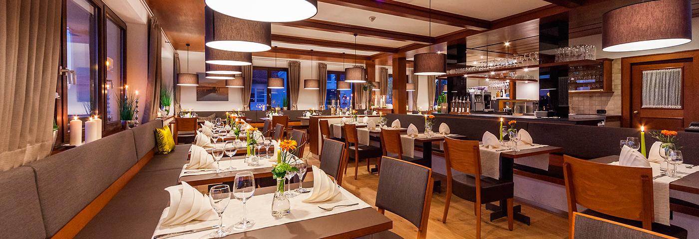 Hotel Restaurant Hansjakob